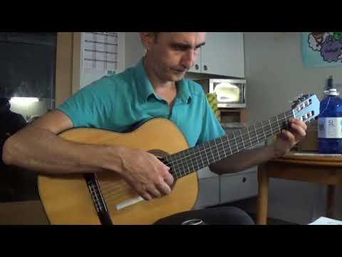 CLAUDE DEBUSSY ARABESQUE Nº1, Planeta Imaginario , guitar sheet music ,FREE TAB