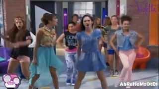 "Violetta 2 :""Codigo Amistad """