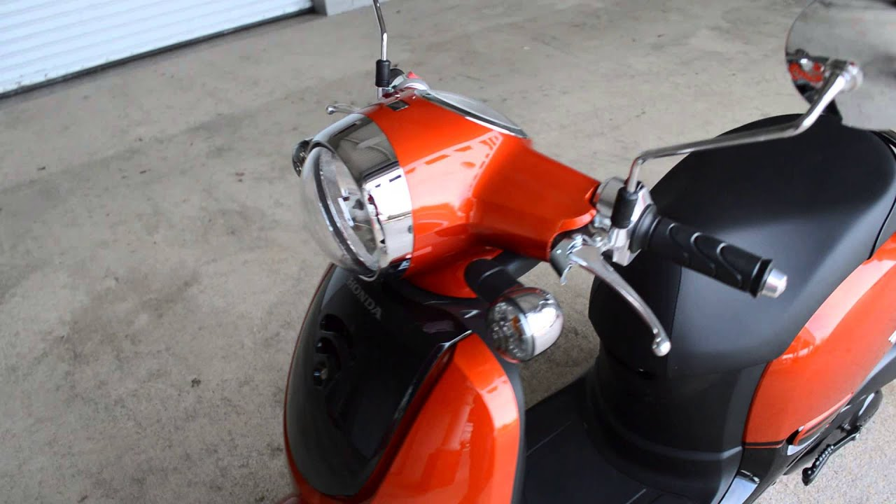 2014 Honda Metropolitan Review   Top Speed
