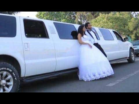 Ethiopian Wedding - Elsa and Misgana