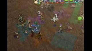 Suikoden Tactics in-game