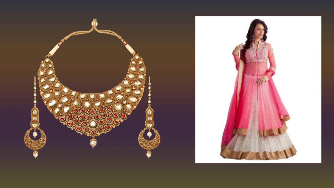 Diwali special lehengas and Choli New Latest designer Jewellery 2017 ...