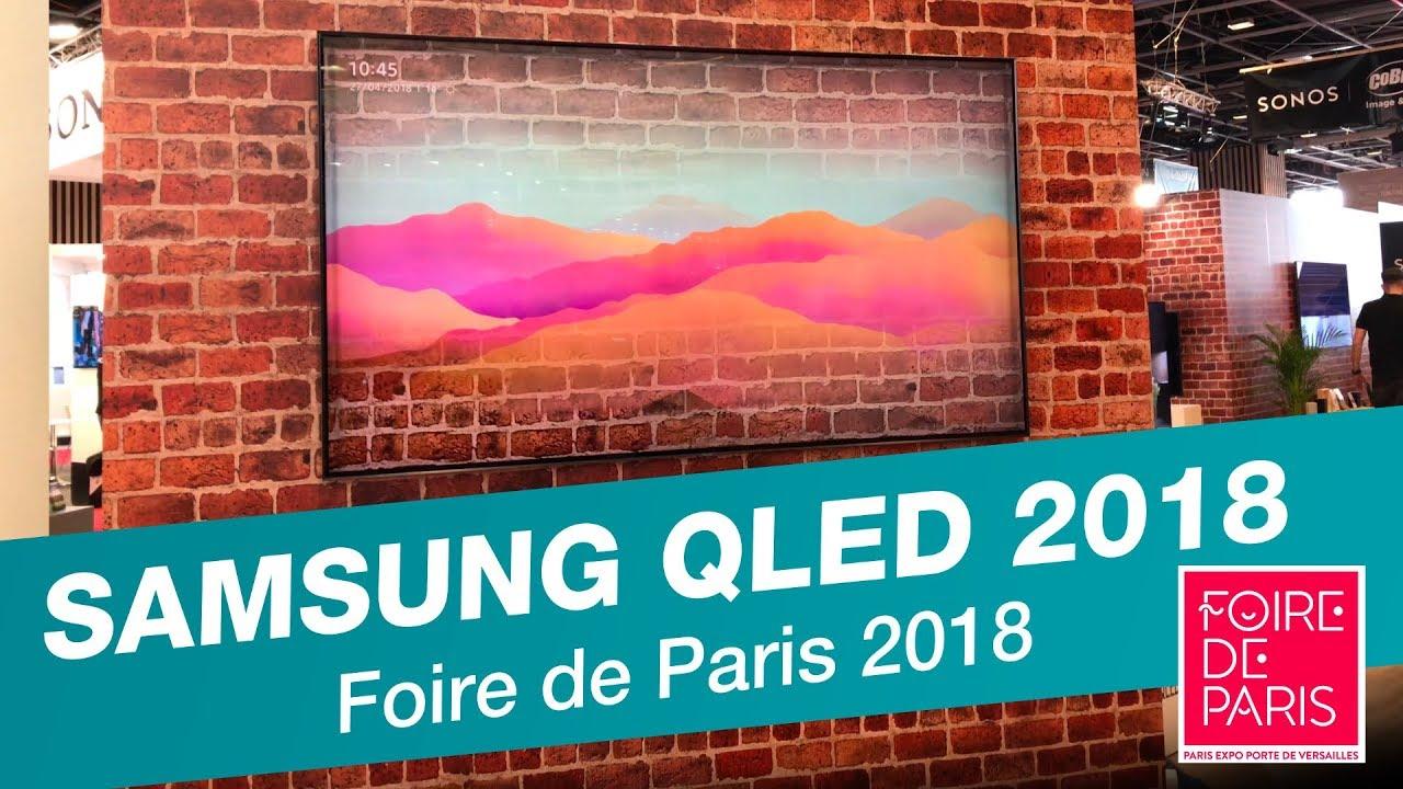 cobra x samsung @ foire de paris 2018 - cobra.fr - youtube