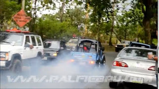 Corrida y chinchorreo Vega baja a Morovis 19 mayo 2013