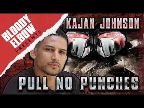 Kajan Johnson: Ryan Hall is the next step in MMA's evolution, his approach is 'so far out of the box'