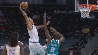 Kyle Kuzma Dunks on Biyombo! 24 Pts vs Hornets! 2020-21 NBA Season