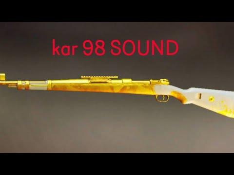 Download kar98 sound || PUBG MOBILE GUN SOUND