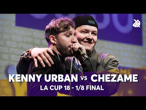 KENNY URBAN vs CHEZAME | La Cup WORLDWIDE 2018 | 1/8 Final