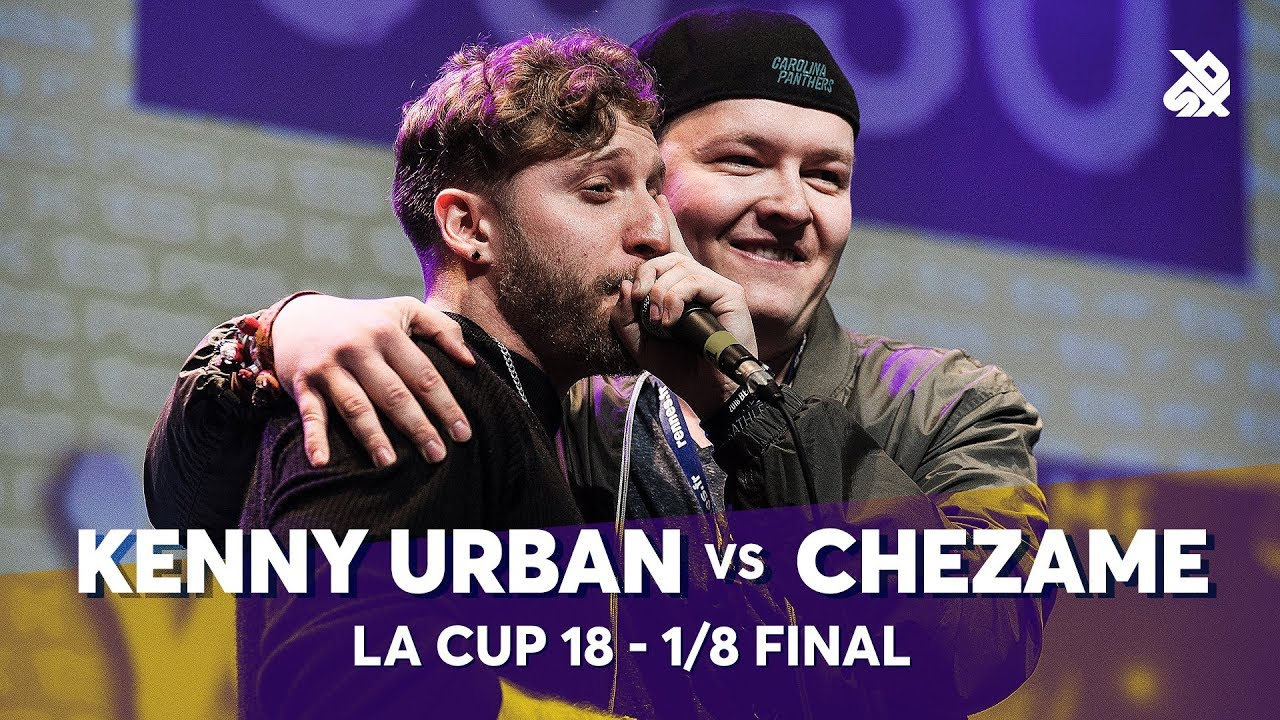 KENNY URBAN vs CHEZAME | La Cup WORLDWIDE 2018 | 1/8 Final