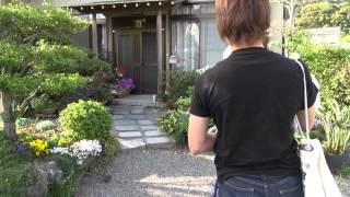 2012年4月28日(土)ホワイトシェパードのハヤテが、我が家にやってきま...