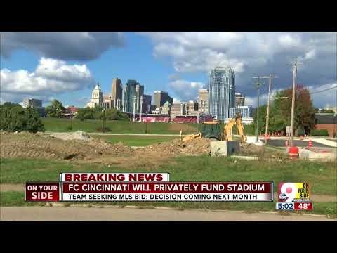 FC Cincinnati will privately f fc cincinnati
