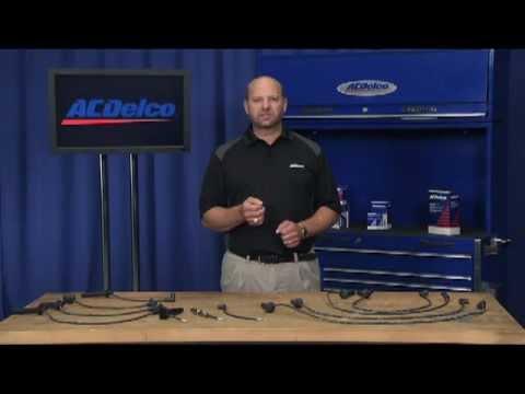 Spark Plug Wire Set: ACDelco Spark Plug Wire Sets on