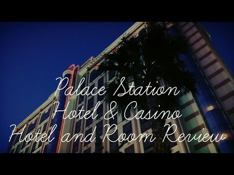 Palace Station Hotel and Casino. $20 Trick. Tower Petit Suite King Bed. Room Review. Las Vegas #2