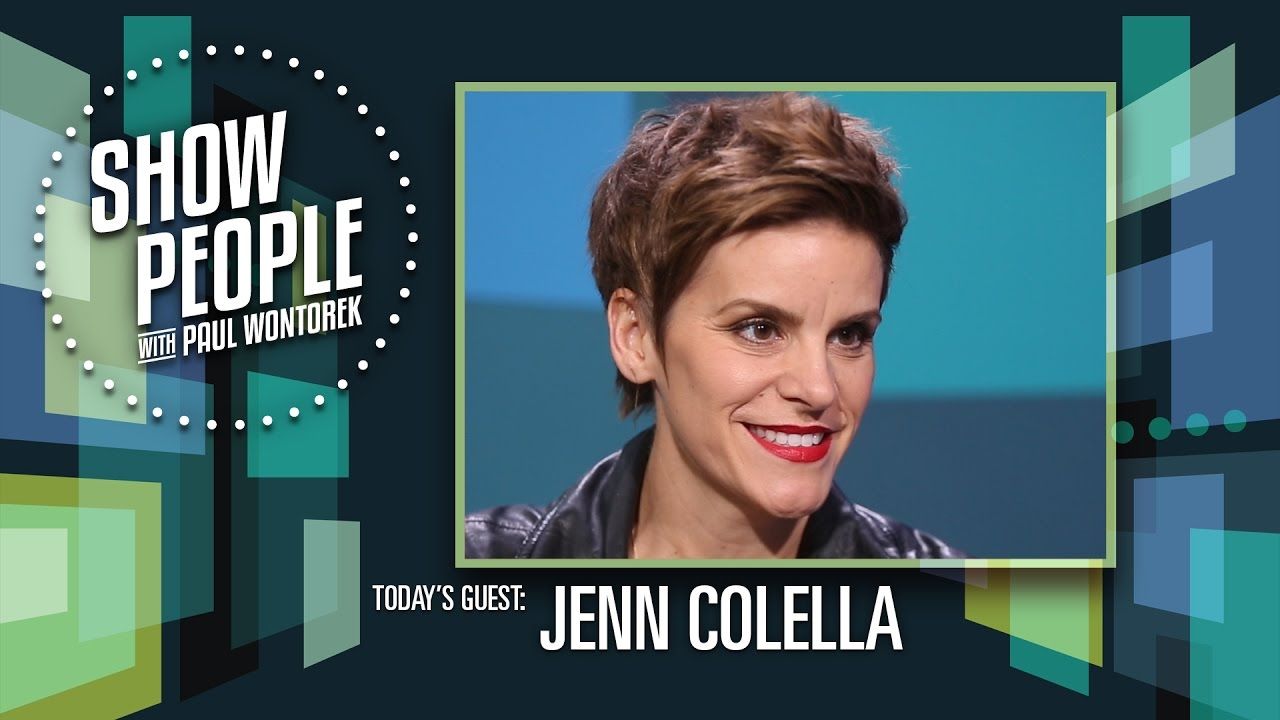 Show People with Paul Wontorek: Jenn Colella of COME FROM ...