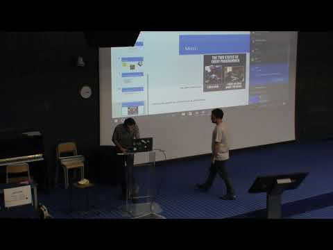 Kubernetes and Python: from monolithic to micro-services par Mathieu Tortuyaux