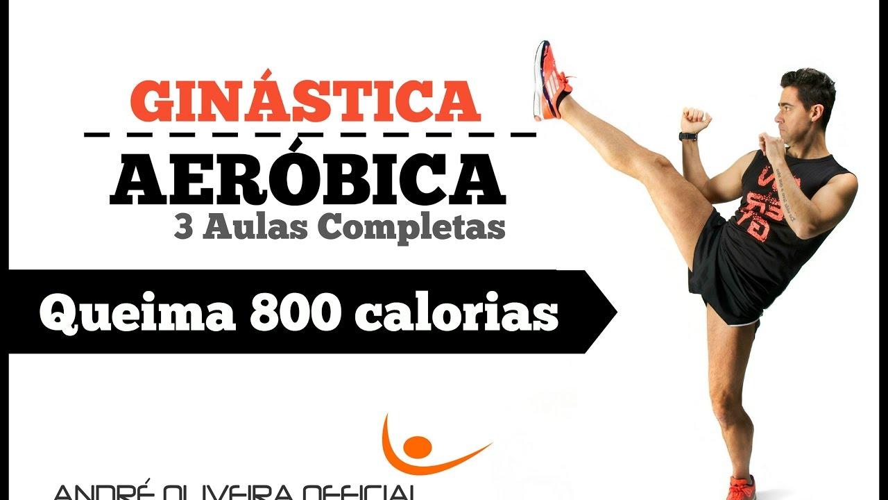 dvd de ginastica aerobica para