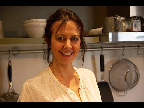 Valérie Bonneton, marraine des Paniers Solidaires du Réseau Cocagne