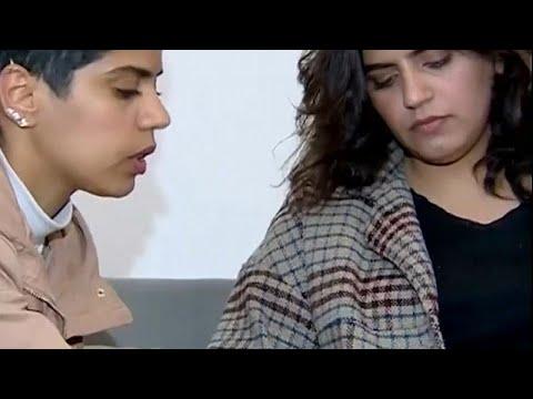 شقيقتان سعوديتان هاربتان: -نريد أن نجرب كل شيء يمكن أن تجربه النساء في العالم-!…  - 10:54-2019 / 4 / 19