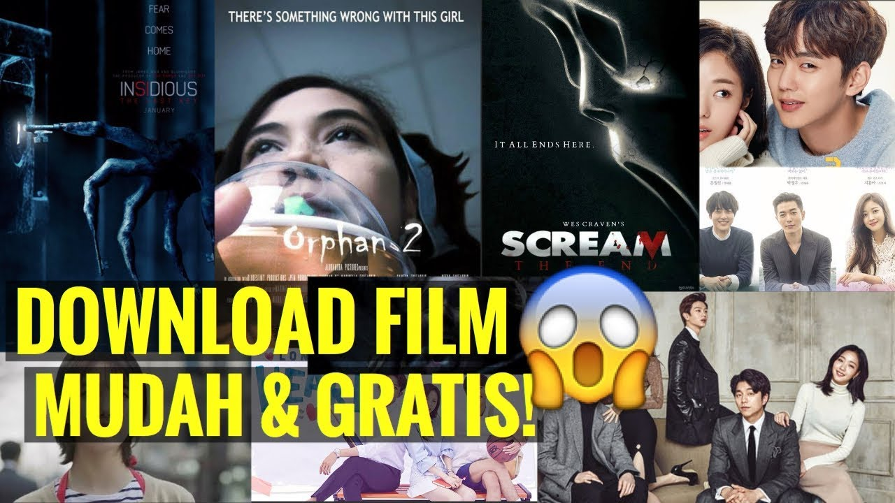 2 cara download film lewat hp android dan pc / laptop mudah.