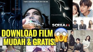 Video CARA MUDAH DOWNLOAD FILM LEWAT HP GRATIS | DRAMA KOREA & FILM TERBARU 2018 download MP3, 3GP, MP4, WEBM, AVI, FLV Juli 2018