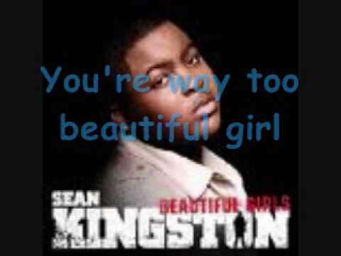 Beautiful Girls - Sean Kingston + Lyrics - YouTube