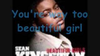 Beautiful Girls  - Sean Kingston + Lyrics