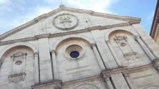 トスカーナ観光のオススメ!世界遺産ピエンツァ