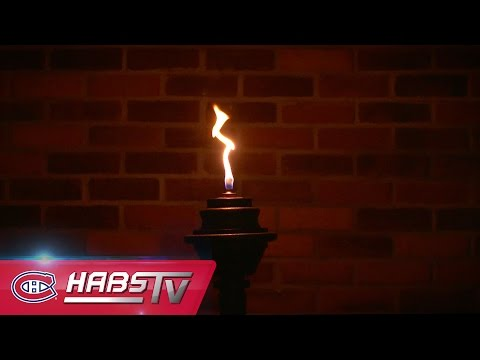 6 HOURS 🔥 The Torch 🔥 Montreal Canadiens HD 1080p Fireplace video