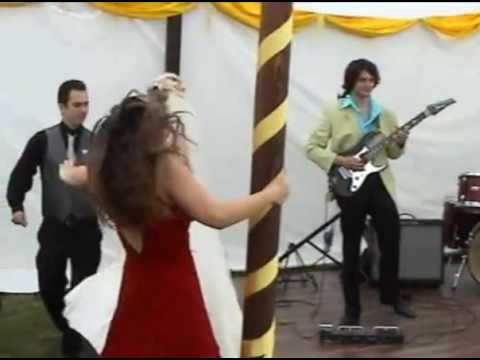 Drunk Wedding Girl Out Of Control!
