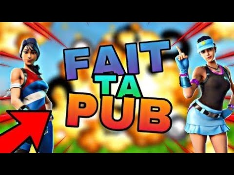 Live Fortnite Fr Fait Ta Pub Je Rens +1/ Boutique Du 24/11/19!!  Skin Poiscaille De Retour?