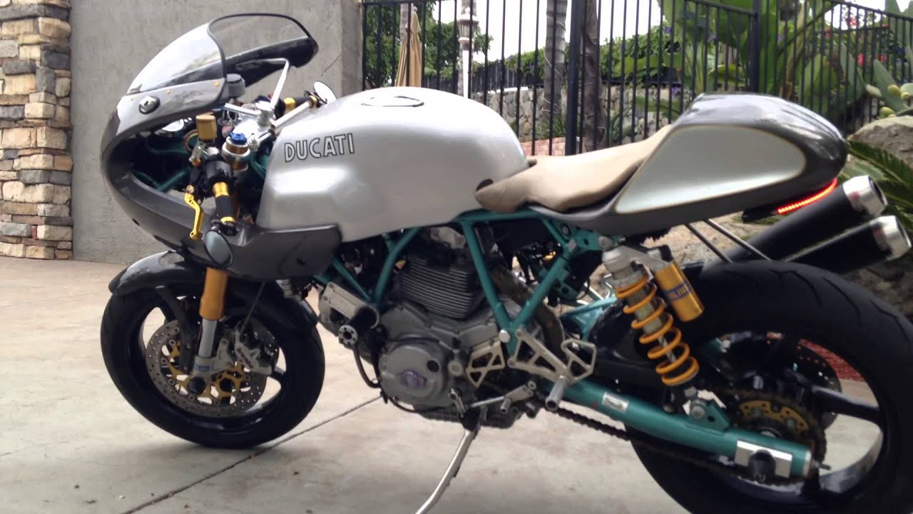 Tron Ducati Sport Classic For Sale