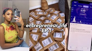 day in the life of a 19 year old entrepreneur