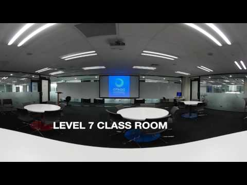 Otago Polytechnic Auckland International Campus (OPAIC) - 360 Virtual Reality Video