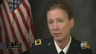 First Woman To Lead U.S. Army Infantry Division To Take Over National Guard Command