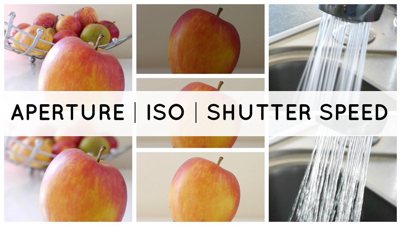 Camera Dslr Camera Shutter Speed dslr basics for beginners aperture iso shutter speed explained