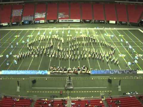Cypress Falls High School Band 2013 - BOA Atlanta Finals