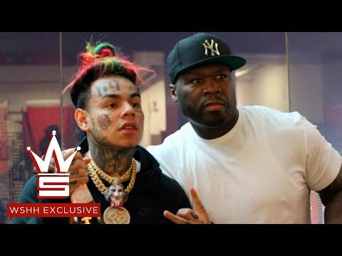 6IX9INE ft 50 Cent - KINGS (OFFICIAL AUDIO)