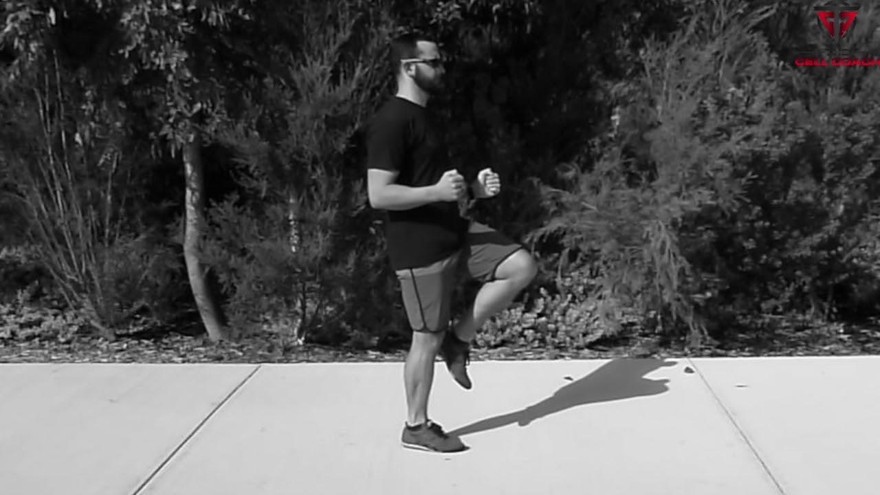 Single Leg Hold - YouTube