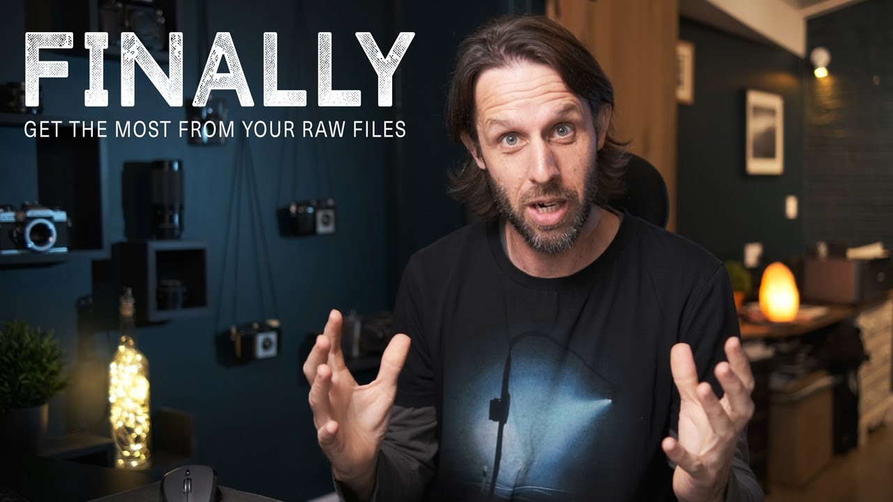 The BEST way EVER to edit FUJI RAW FILES in Adobe Lightroom
