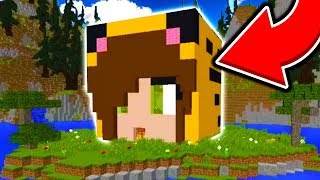 HOW TO MAKE TINA THE TIGER IN MINECRAFT !!!