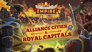 Goodgame Empire - Alliance Cities Preview