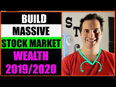 5 Tips For Building Massive Wealth In The Stock Market