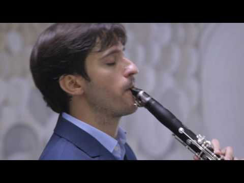 Rossini: Introduction, Theme & Variations. Luis Fernández-Castelló, clarinet Carlos Apellániz, piano