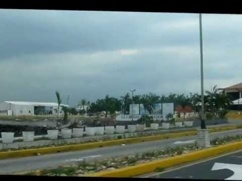 CAUSEWAY OF AMADOR IN PANAMA.wmv