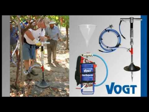 VOGT Geo Injector - Plantagen