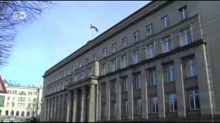 Латвия готовится жить в еврозоне