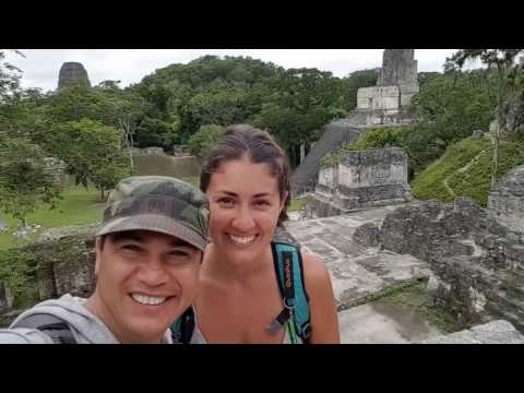 BACKPACKING THROUGH MEXICO, CENTRAL AMERICA AND COLOMBIA!