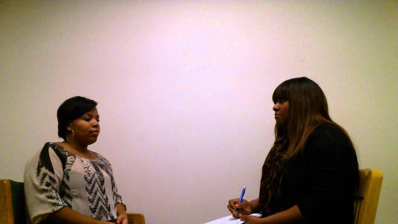 social work student interviews client social work student interviews client