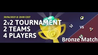 [Curve Fever Pro] Official June Tournament 2v2 None - Bronze Match