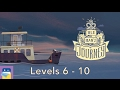 Old Man's Journey: Levels 6 7 8 9 10 Walkthrough & iOS iPad Air 2 Gameplay (by Broken Rules)
